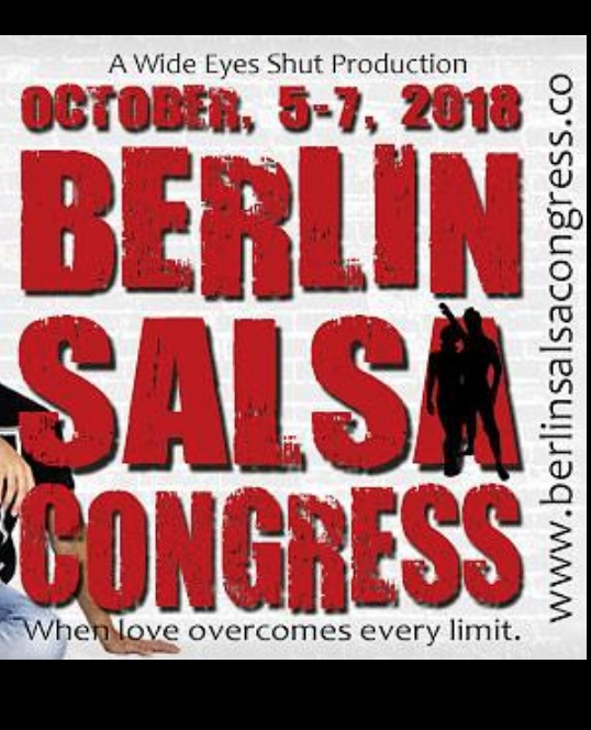 Фестиваль: BERLIN SALSA CONGRESS