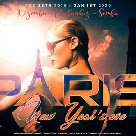 Фестиваль: PARIS KIZOMBA NEW YEAR