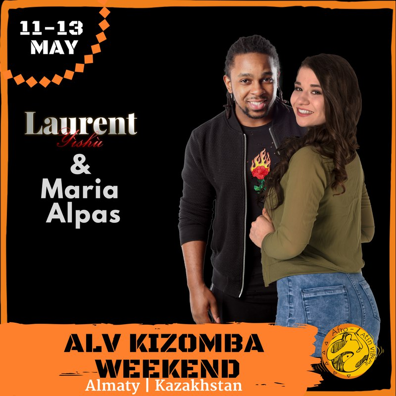 AFRO-LATIN VIBES KIZZ WEEKEND