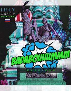 BADABOUM WEEKEND DJ SAÏ SAÏ